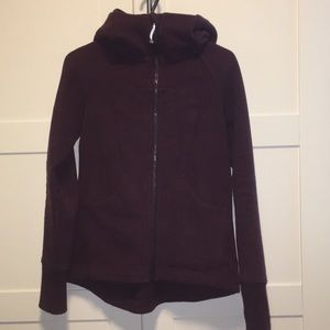 lululemon athletica Jackets & Coats - Lulu Pleat to street hoodie